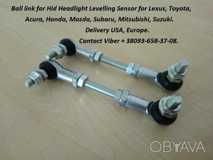 We offer Link Height control sensor, HeadLamp Level sensor Link. The headlights. Вышгород, Киевская область. фото 1