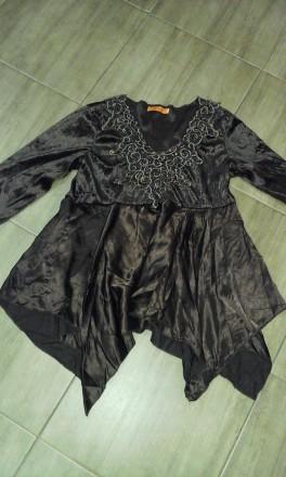 Блузка нарядная карнавальная. Днепр. фото 1