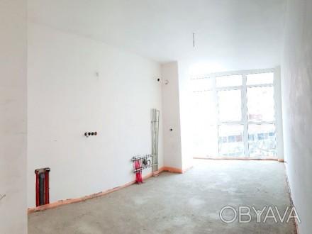 Продається нова двохкімнатна квартира в новому будинку. Панорамні вікна - дуже с. Черновцы, Винницкая область. фото 1