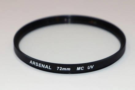 Светофильтр Arsenal 72 мм MC UV. Харьков. фото 1