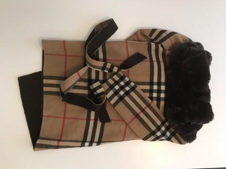 """burberry""""- відома фірма, якої є це пальто. Воротник-25см, довжина-82см, плече-5 . Киев, Киевская область. фото 3"""
