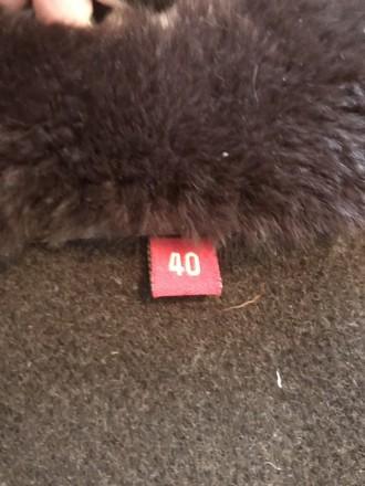 """burberry""""- відома фірма, якої є це пальто. Воротник-25см, довжина-82см, плече-5 . Киев, Киевская область. фото 6"""
