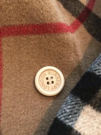 """burberry""""- відома фірма, якої є це пальто. Воротник-25см, довжина-82см, плече-5 . Киев, Киевская область. фото 8"""