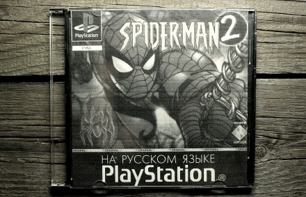 Spider-Man 2: Enter Electro | Sony PlayStation 1 (PS1). Одесса. фото 1