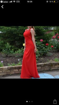 Вечернее платье. Константиновка. фото 1
