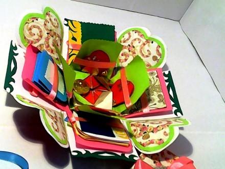 Шкатулка с сюрпризом для детей. Бобровица. фото 1