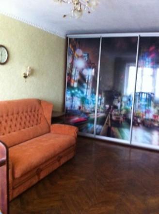 Однокомнатная квартира с мебелью и техникой. Мелитополь. фото 1