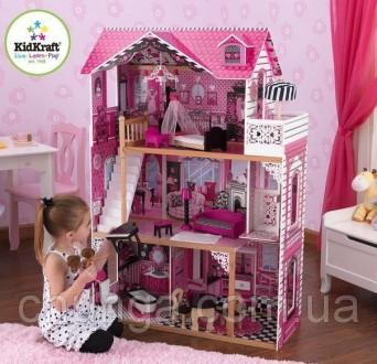 Кукольный дом для Барби Амелия Kidkraft (США) 65093. Днепр. фото 1