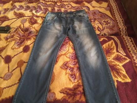 Мужские джинсы 34 размер. Козелец. фото 1