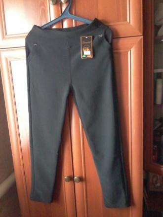 Теплые штаны на меху 5,6,7 XL. Козелец. фото 1