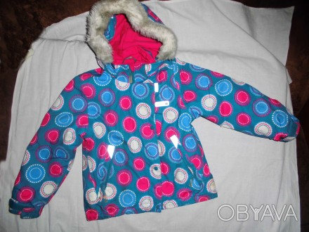 Куртка для девочки зима Reima Tec