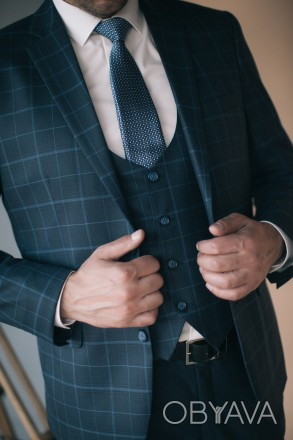 cb89df810f8 ᐈ Стильный мужской костюм WEST-FASHION ᐈ Одесса 4500 ГРН - OBYAVA ...