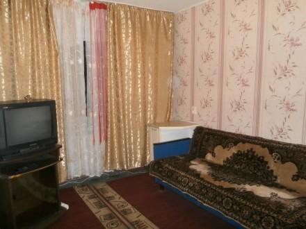 сдам квартиру посуточно,почасово 1 комнатную на Гер. Сталинграда -Б.Хмельницкого. Днепр. фото 1