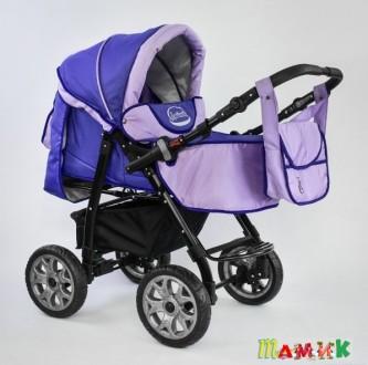 Продам детскую коляску Viki 2 в 1. Одесса. фото 1