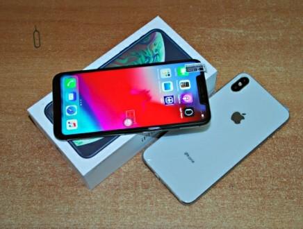 Лучшая копия iPhone XS max 2 сим,6,2 дюй,6 яд,13 Мп,3200 мА\ч. Полная рамка.. Одесса. фото 1