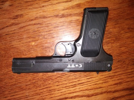Пистолет ТТ. Тростянец. фото 1
