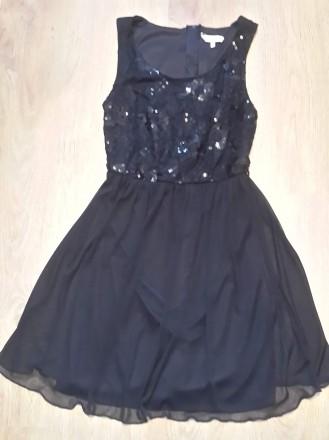 Коктельное нарядное платье. размер 38. Одесса. фото 1