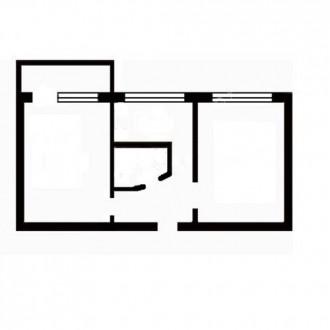 Обмен 2-х комн. квартиры на ул. Титова на 3-х комнатную. Днепр. фото 1