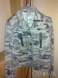 Оригинальный пиджак-ветровка.. Одесса. фото 1