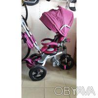 Велосипед 6 в 1.В наличии синий,розовый,фиолетовый,бежевый,малиновый(принцесса-б. Одесса, Одесская область. фото 2