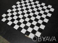 Мозаика стеклянная предназначаеться для отделки стен полов бассейна. Киев, Киевская область. фото 5