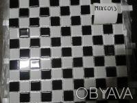 Мозаика стеклянная предназначаеться для отделки стен полов бассейна. Киев, Киевская область. фото 3