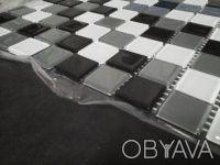 Мозаика стеклянная предназначаеться для отделки стен полов бассейна. Киев, Киевская область. фото 8
