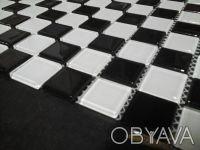 Мозаика стеклянная предназначаеться для отделки стен полов бассейна. Киев, Киевская область. фото 7