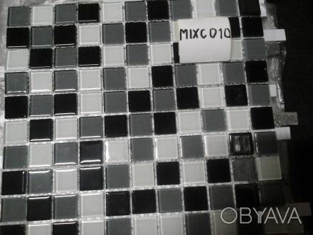 Мозаика стеклянная предназначаеться для отделки стен полов бассейна. Киев, Киевская область. фото 1