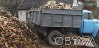 ДОСТАВКА продажа колотих дров Луцьк. Купити пісок, відсів. Луцк. фото 1