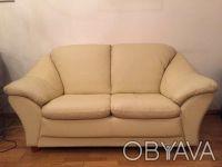 продам кожанный финский диван. Одесса. фото 1