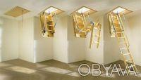 Чердачные лестницы Оман, Рото, Факро, Долле. Одесса. фото 1