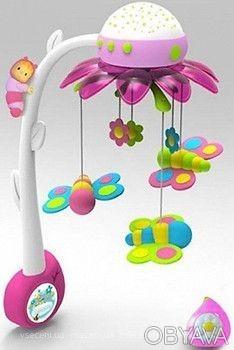 Детская игрушка))) приятная мелодия, красивый нежный цвет, ночные звезды. Ахтырка, Сумская область. фото 1
