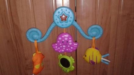 Музыкальная игрушка-подвеска. Константиновка. фото 1