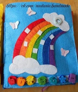 Развивающая книжка для дошкольников, кубики, под заказ. Харьков. фото 1
