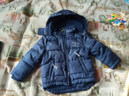 Зимняя куртка для мальчика. Киев. фото 1