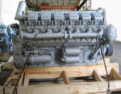 Продам новый двигатель ЯМЗ 240 М2 с гарантией. Мощность 500 л.с. Предназначен дл. Запорожье, Запорожская область. фото 1
