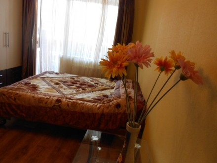 Просторная квартира для молодой семьи. Черноморск (Ильичевск). фото 1