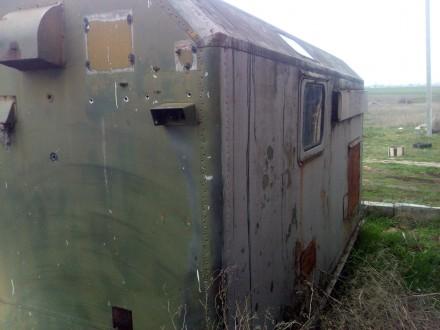 кунг военный ,бытовка вагончик строительный,дачный домик. Одесса. фото 1