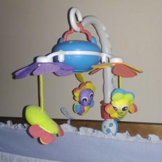 Музыкальный мобиль Playgro Подводный мир. Мариуполь. фото 1