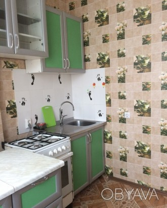 Сдаётся однокомнатная квартира на ул.Холодногорская,! Платежи минимальные! В кв. Дворец культуры, Сумы, Сумская область. фото 1