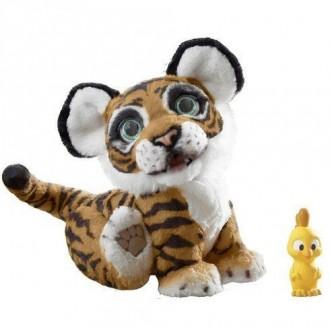Интерактивный тигрёнок Тайлер тигр Амурчик Furreal Roarin Tyler. Харьков. фото 1