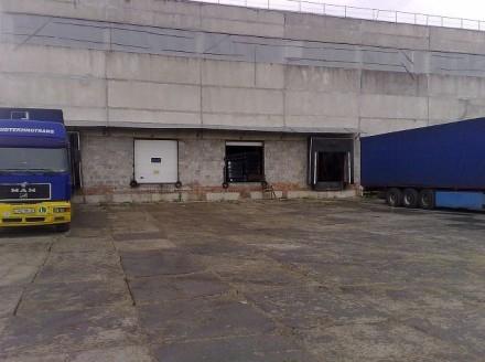Производственно-складское помещение класса «В» 6000кв.м. Одесса. фото 1