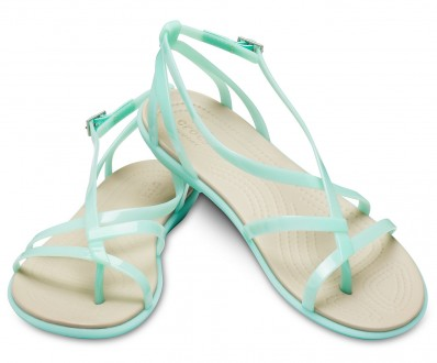Crocs Isabella Gladiator Sandals W9. Киев. фото 1