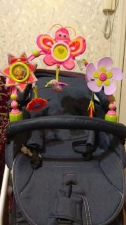 Развивающая дуга для коляски и автокресла Tiny Love Крошка Бетти. Борисполь. фото 1