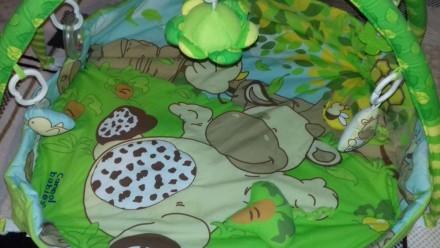 Развивающий коврик. Луцк. фото 1