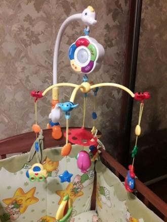 Мобиль на детскую кроватку. Жмеринка. фото 1