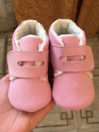 Дитячі пінетки - купити дитяче взуття на дошці оголошень OBYAVA.ua 5a22063c38f6f