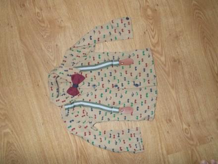 Нарядный костюм для мальчика на 1 год. Буча. фото 1