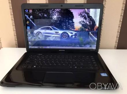 Большой,красивый ноутбук HP Compaq CQ58(4ядра 4 гига)